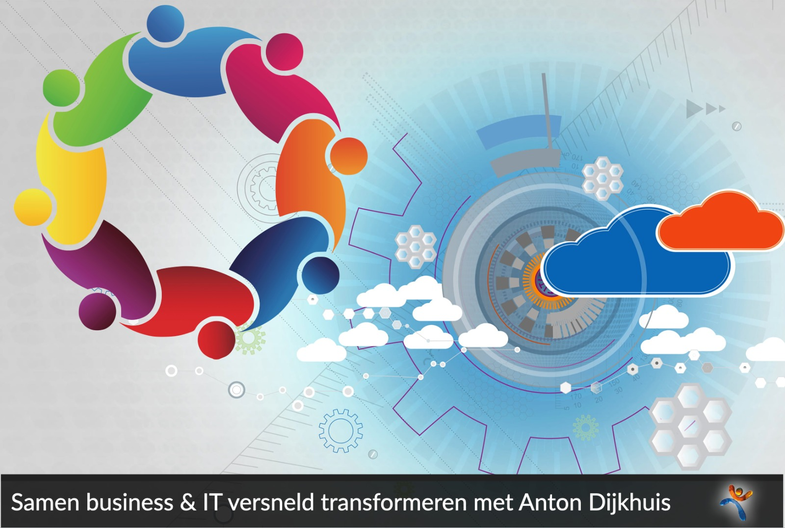 Luister naar de podcast: samen Business & IT versneld transformeren