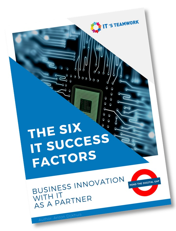 Whitepaper ITsteamwork - the six IT success factors